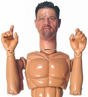 Russel Nackte Figur