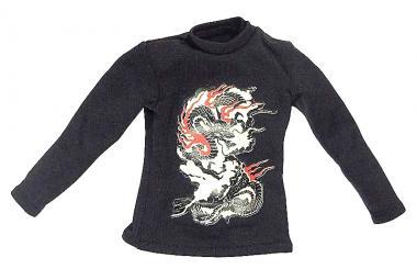 Dragon shirt Black 1/6