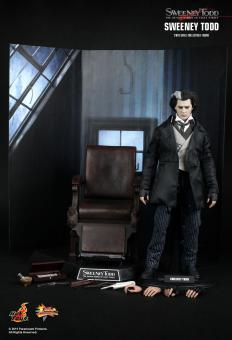 Sweeney Todd 1/6 Scale Figur