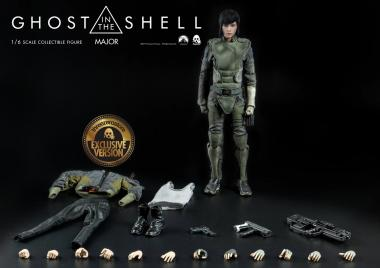 1/6th Ghost In The Shell MAJOR (Exclusive)