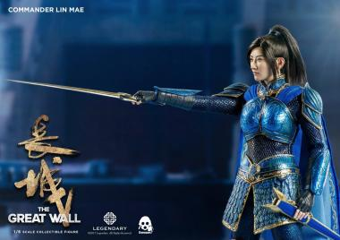 The Great Wall - Commander Lin Mae
