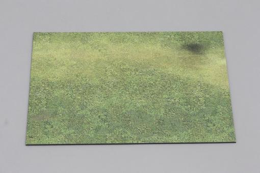 Dioramaplatte Gras Platte 1:30