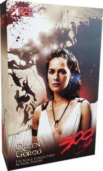 Queen Gorgo, 300, collectible figure