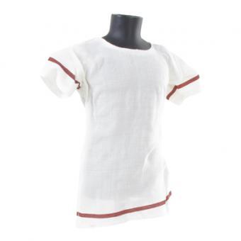 Roman Legionary Tunic Type A (White)
