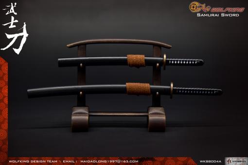 Katana Samurai Sword 1/6