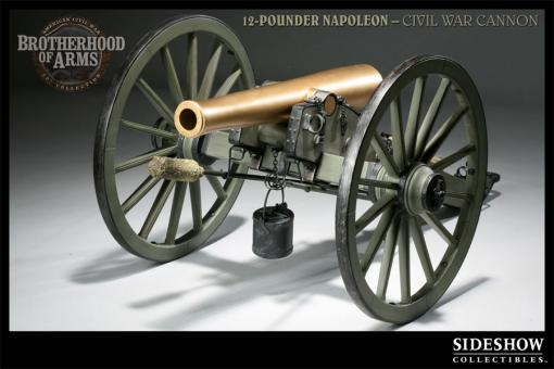 12-pound Napoleon - Civil War Cannon