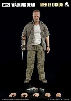 1/6th scale Merle Dixon - The Walking Dead