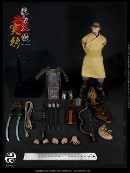Mongol Invasion Cavalry Bogenschütze