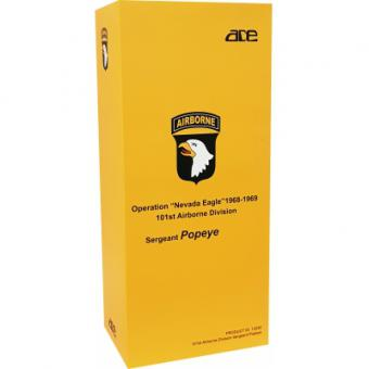 Operation Nevada Eagle 1968-1969 - 101st Airborne Division Sergeant Popeye