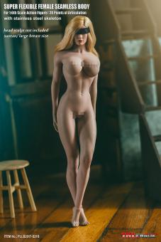 TBLeague/Phicen Body  - große Oberweite - Hautfarbe Sun-Tan