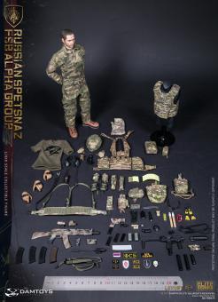 1/6 RUSSIAN SPETSNAZ FSB ALPHA GROUP (LUXURY VER)