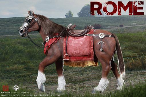1/6 Imperial Legion - Imperial General (Horse)