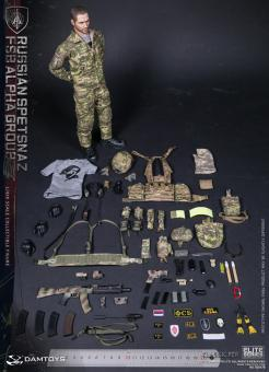 1/6 RUSSIAN SPETSNAZ FSB ALPHA GROUP (CLASSIC VER)