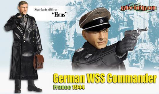 Hans - WSS Commander - Excluisve ( box beschädigt)