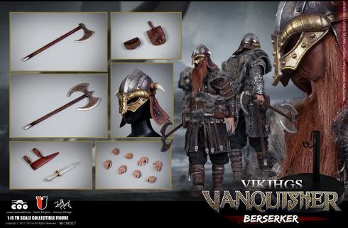 1/6 VIKING VANQUISHER BERSERKER