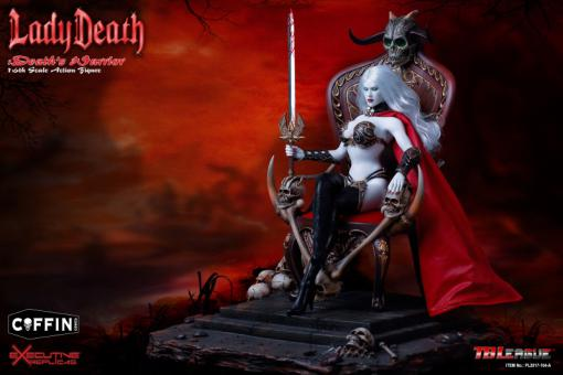 Lady Death 1:6 Exclusive Full Set