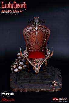 Lady death  Death Throne 1/6