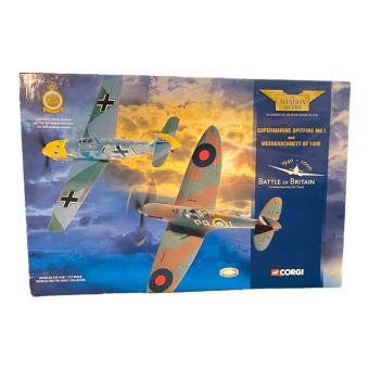 1/72 Spitfire MK1 and Messerschmitt BF 109E Boxset