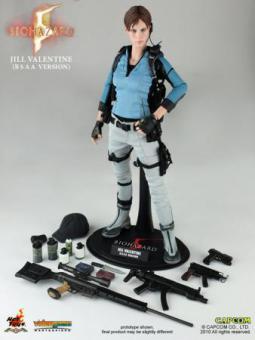 Biohazard, Jill Valentine (B.S.A.A. Version)