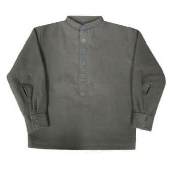 Hemd de Luxe 1/6 gray