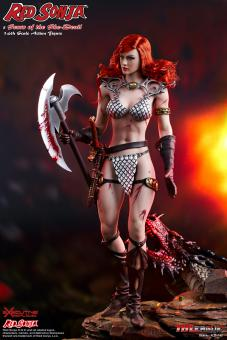 PHICEN 1/6th scale  Red Sonja  Action Figure