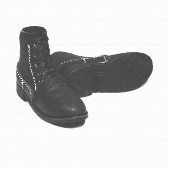 Ankle Boots (black) Leather 1/6