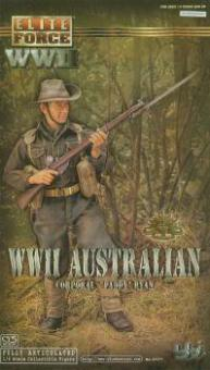 Paddy Ryan, Australian Jungle FIghter