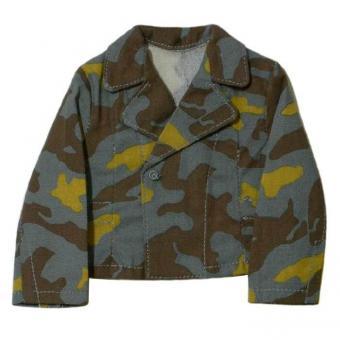 Panzer Uniformjacke  Italienischen Muster 1/6