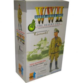 DAK Erwin Rommel 1/6 mit Display