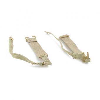 Haversack Straps and Shoulder Braces (Tan) 1/6