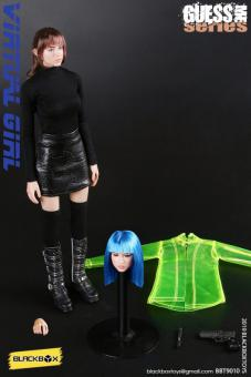 Android Girl set - in 1/6 scale mit 2 Köpfe!!