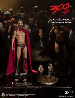 1/6th scale 300 - King Leonidas