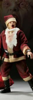 Subject 1206: Mall Santa 12 inch Figure -