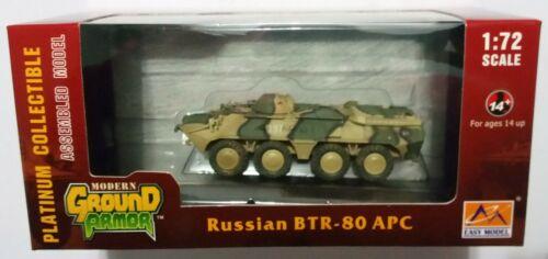 1:72 Russian BTR-80 APC Battle Situation 1994