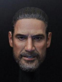 Negan 1/6 male Head