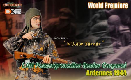 Wilhelm Berner Dx 07 Europe Exclusive