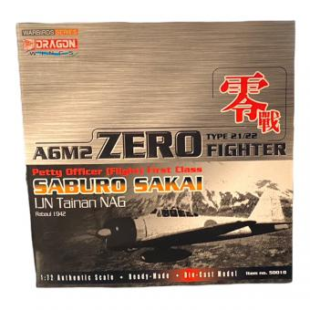 1:72 Modell Mitsubishi A6M2-22 Zero SABURO SAKAI