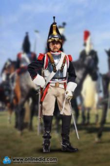 Eric,French 2eme Regiment de Cuirassiers 1815