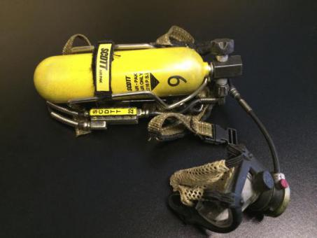 Feuerwehr Atmungsgerät(B) mit Maske