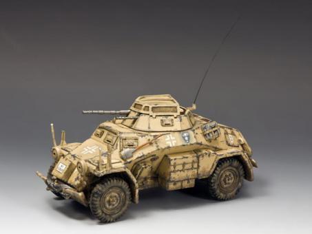 Sd. Kfz. 222 Armoured Car (North Africa-Desert)