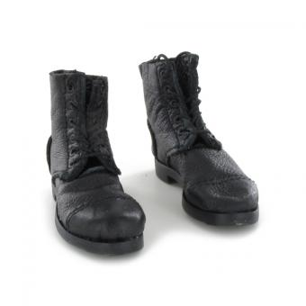 Ankle Boots (Black) 1/6