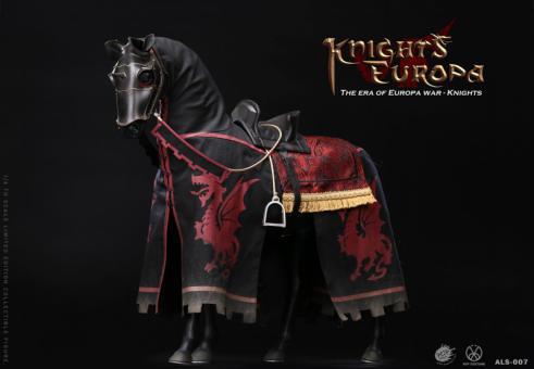 Armor Legend Series : The Era Of Europa War - Black Armor Horse