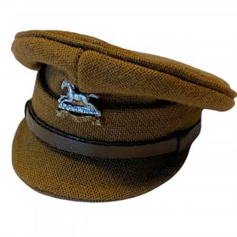 Army Officer Cap West Yorkshire