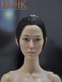 Kumik Asian Female Headsculpt 1/6