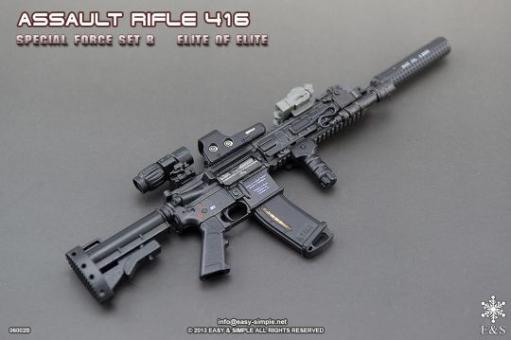 Assault Rifle 416 (Elite of Elite Version)