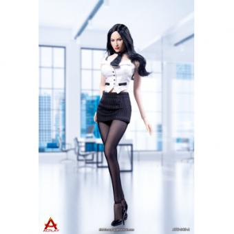 Female Sexy Secretary Set (white)