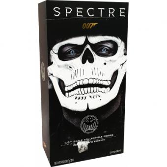 007 Agent James - Spectre - The Day Of The Dead - in 1/6 scale