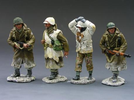 Battle of the Bulge Returning Patrol