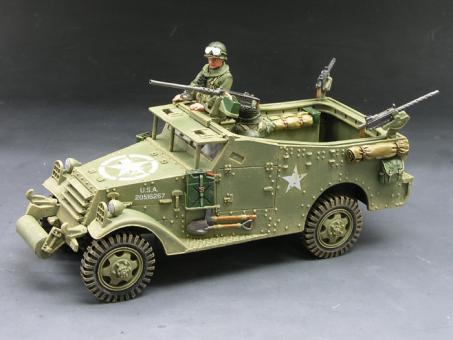 M24 Chaffee Tank Winter Camo