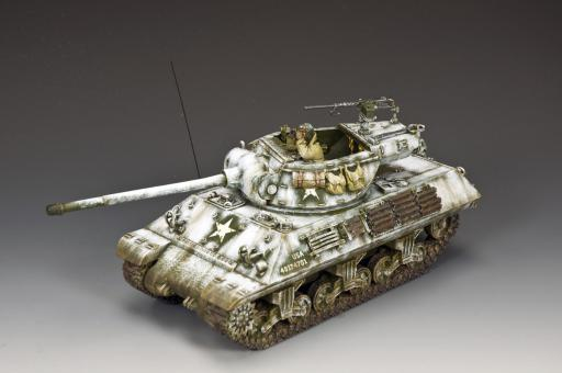 The M36 Jackson Tank Destroyer